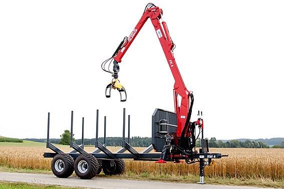 Forstmaschine-Ostler-RW4